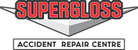Supergloss Accident Repair Centre Logo